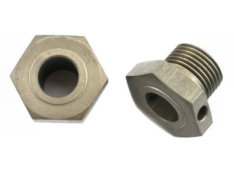 XRAY Aluminum Wheel Axle - Hard Coated (2)