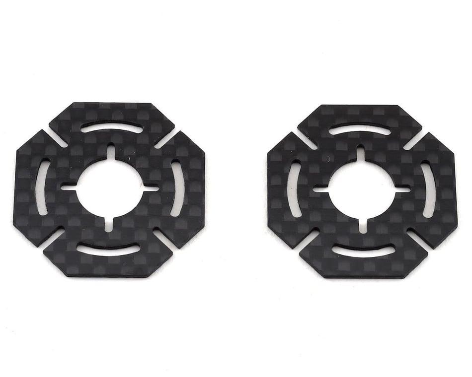 Losi Mini-T 2.0 Carbon Fiber Slipper Pads