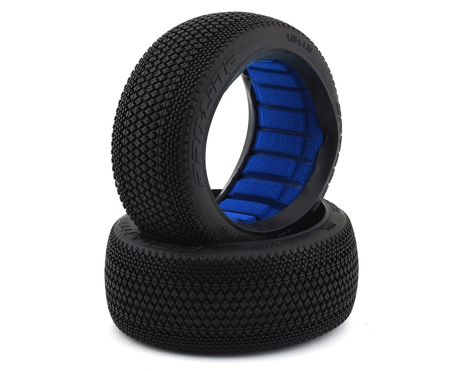 Pro-Line Invader 1/8 Buggy Tires w/Closed Cell Inserts