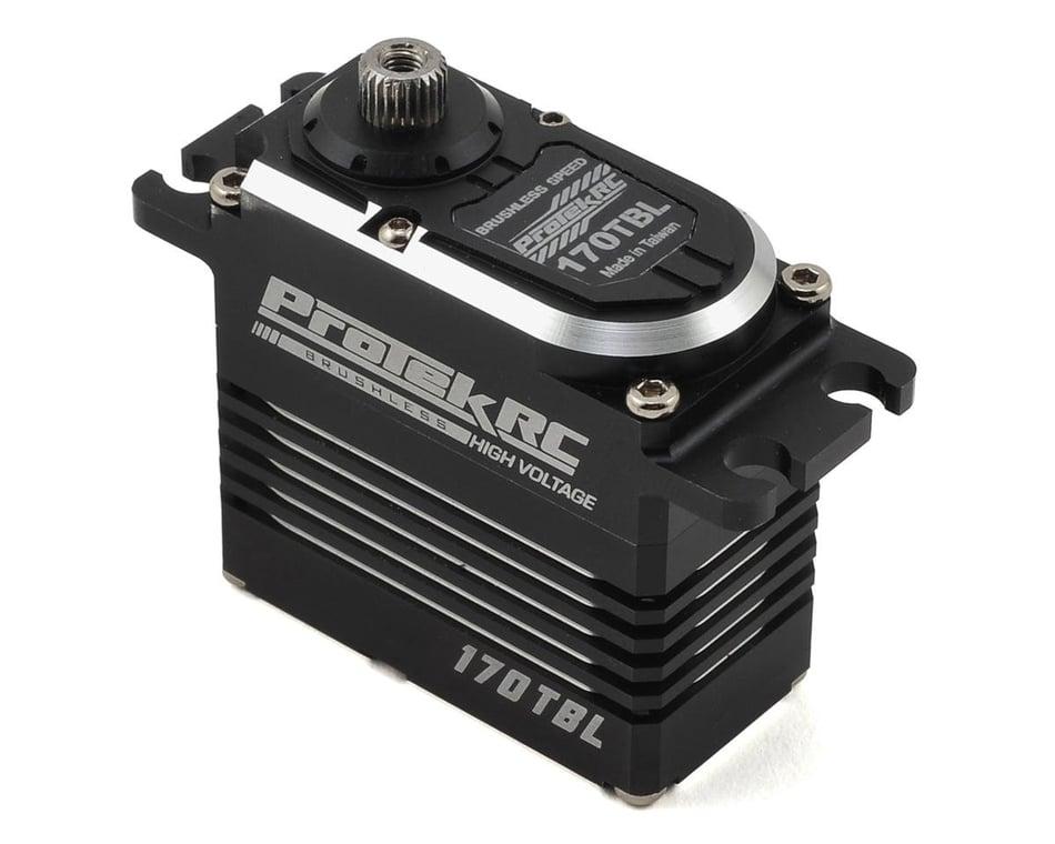 ProTek RC 170TBL Black Label High Torque Brushless Servo