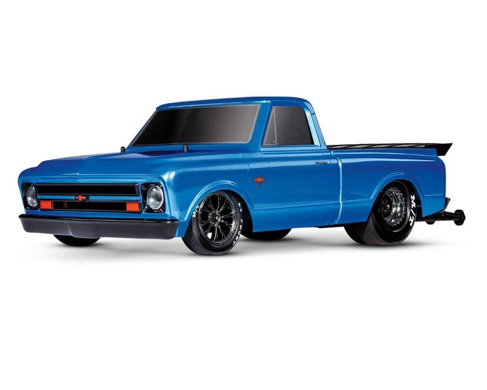 Traxxas Drag Slash 1/10 2WD RTR No Prep Truck w/1967 Chevrolet C10 Body